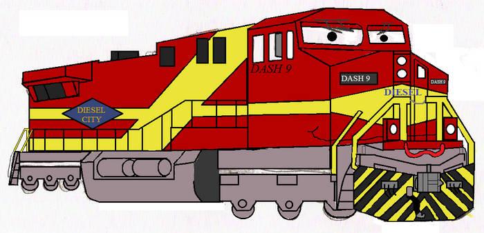 Dash 9 the AC D9