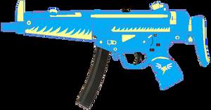 Wonderbolts MP5A3
