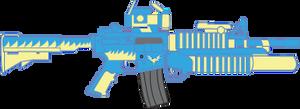 Wonderbolts M4 with M203