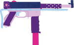 EQG Twilight's MAT-49 Submachine gun