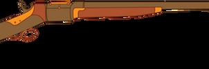 Ropin' Rider's Roper Repeater Shotgun
