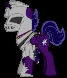 Duke Orion (in his armor)