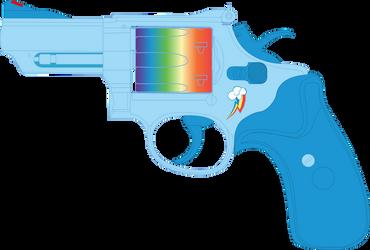 Rainbow's SW M19 Revolver