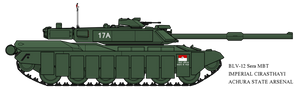 Imperial Cirasthayi BLV-12-C MBT