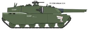 FV 2788 Valkyrie 12/4 MBT by Exofuture