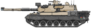 Leopard 1* MBT refit, 2019