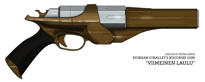 Bugorski gun 'Viimeinen Laulu'