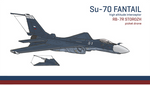 Su-70 Fantail