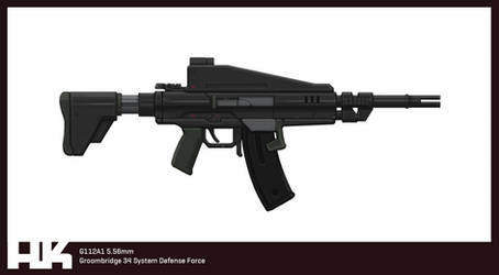 HK G112A1 5.56mm