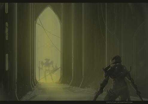 Destiny 2 - Sornath, Wounded Knight