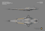 Mass Effect: Dawn of the Reapers Cerberus Carrier