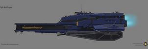 Commission: Flight deck frigate
