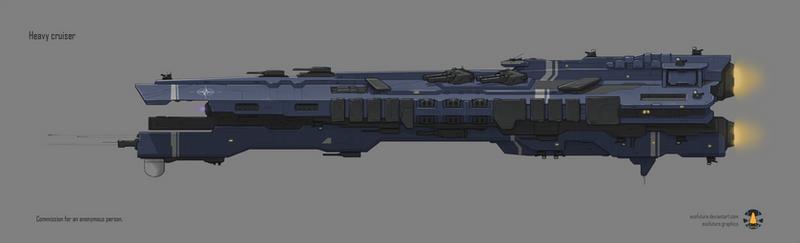 Commission: Heavy cruiser