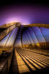 walk on matel bridge by marikaz