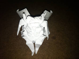 Origami Imaginary beings - Page 2 of 5 | Gilad's Origami Page | 250x335