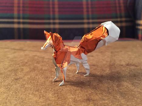 Fox (reshaped)