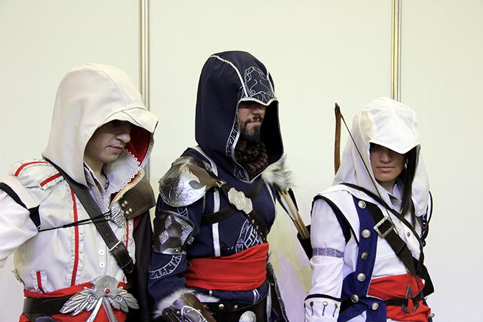 Assassin S Creed Cosplay 6 By Killaboom On Deviantart