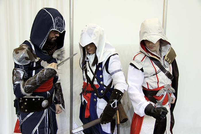 Assassin S Creed Cosplay 7 By Killaboom On Deviantart