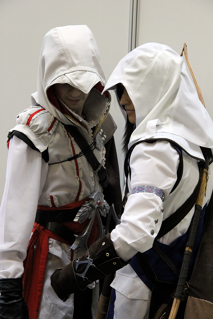 Assassin's Creed Cosplay 9 by killaboom