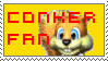 Conker stamp by Subspacecharmander