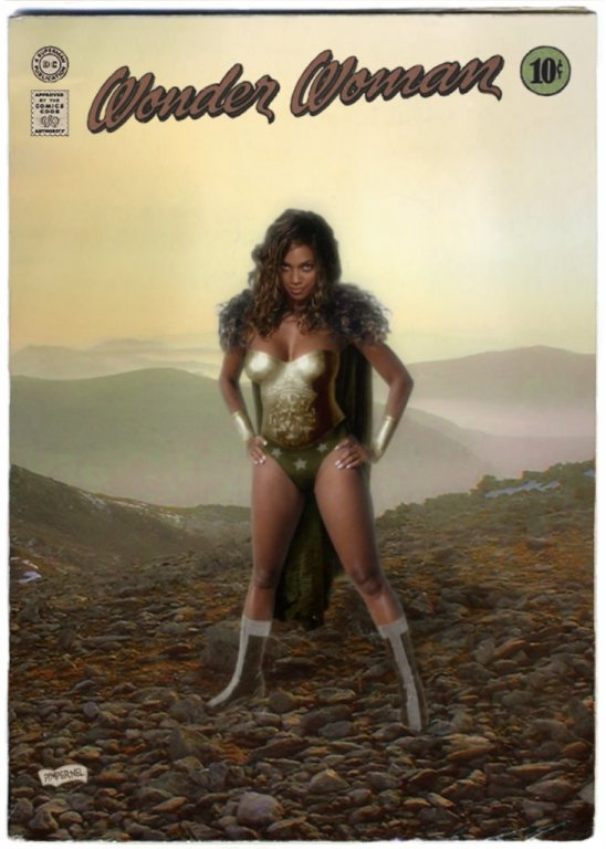 Nubia pinup by simonpimpernel