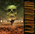 Halloween Brushes - Set 22