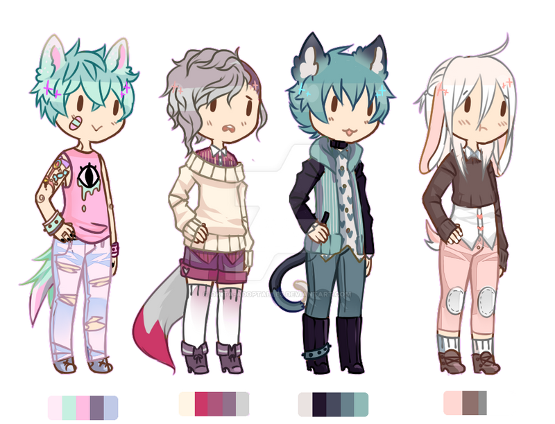 Adopts - May by okita-adoptables