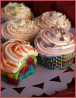 rainbow surprise by cookiefiles