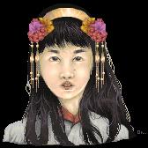 Maeko by Thaconstan