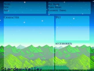 Stardew-Valley group App by BlueZombiez