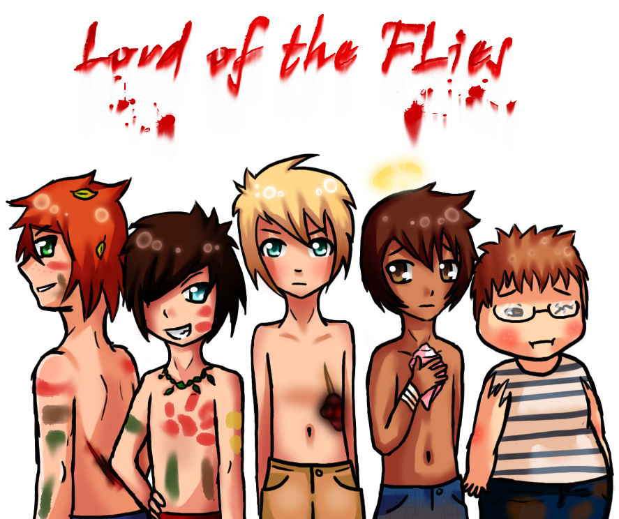 The Lord of the Flies by ReneeKana