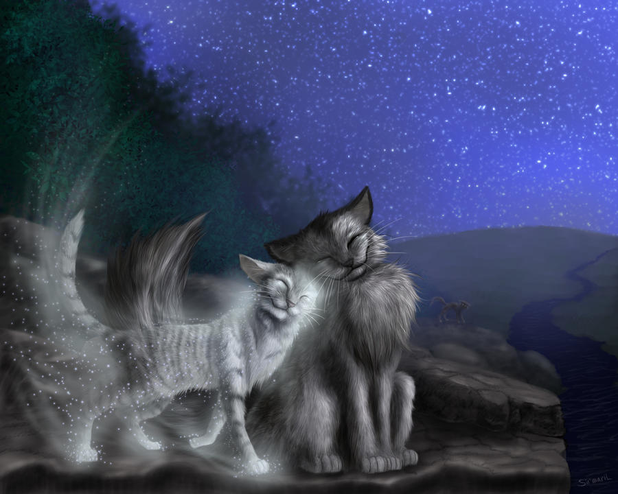 Cat Warriors Greystripe And Fireheart