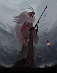 Moth by Sirmaril