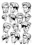 Fan Art of Italian Comic
