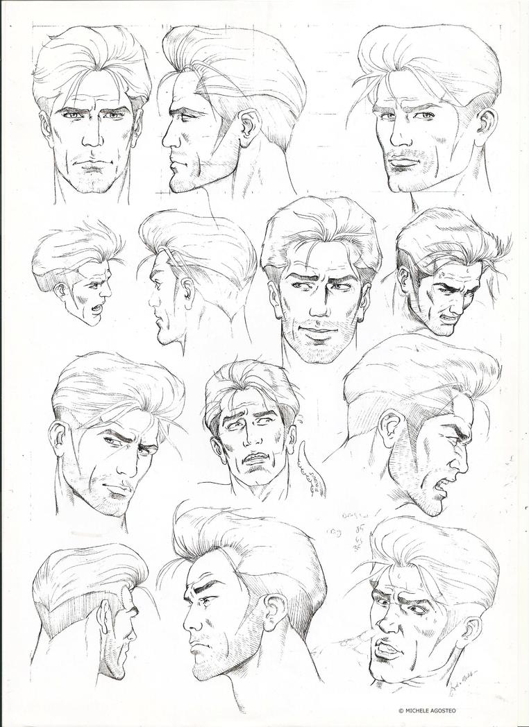 Comic Pencils by Torbak