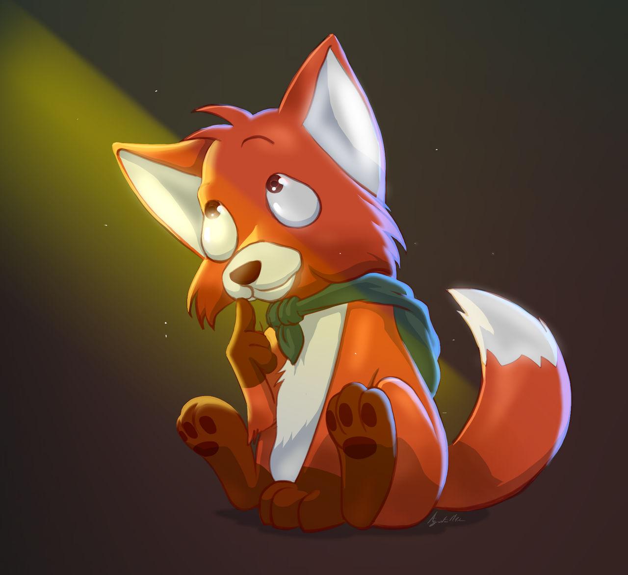 Fox by Torbak