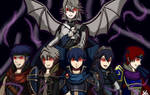 Possessed FE main characters