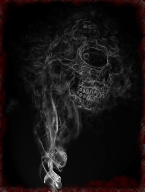 Smoke Skull by tomyvercti93 on DeviantArt