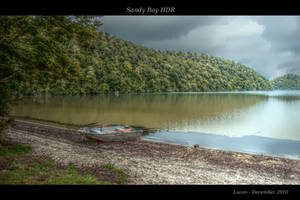 Sandy Bay HDR by lordlucan