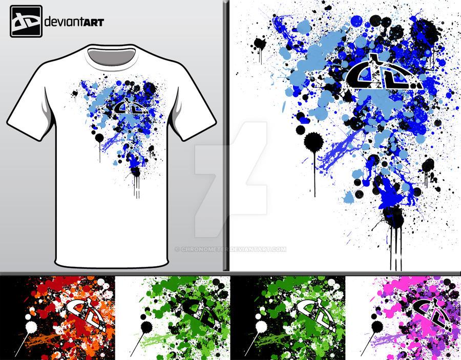 DA Shirt Design 1 by chronometer