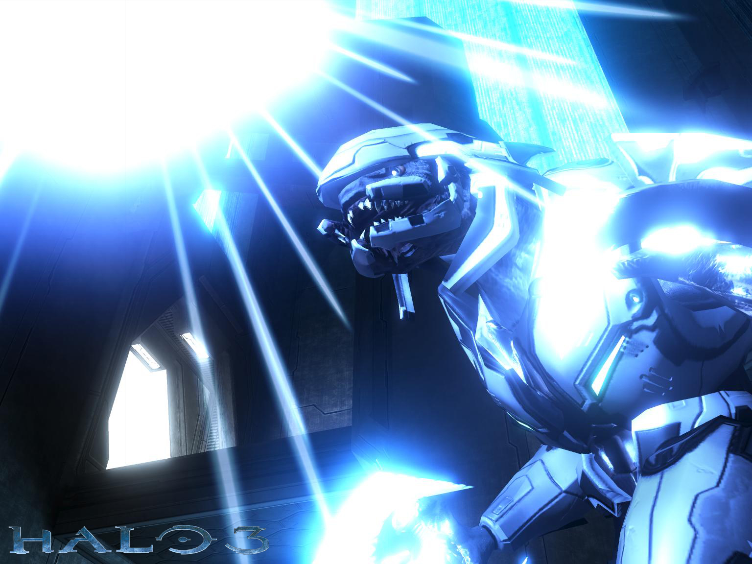 Halo 3 wallpaper by Hu...