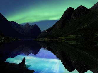 Wolf Lake by ianmartinez97