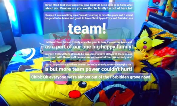 My pokemon plush adventures episode 4 part 67