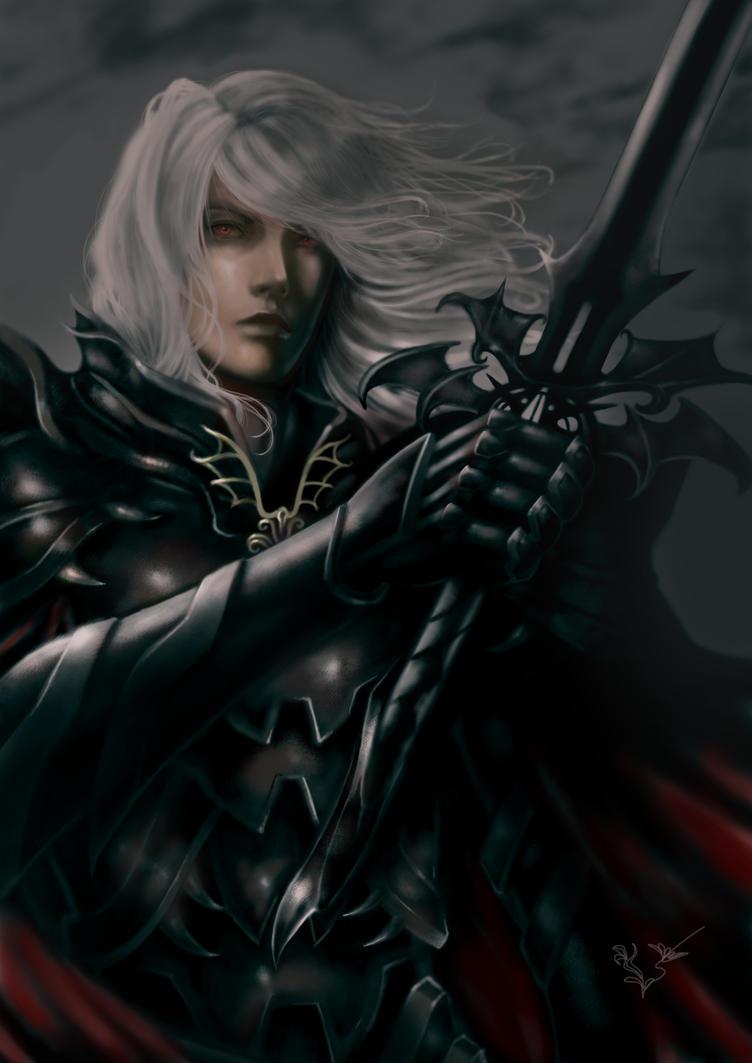 voice~Dark lord,