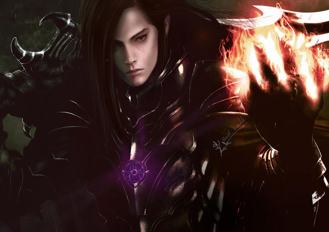 Dark eldar by thanomluk