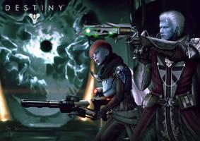 Destiny by thanomluk
