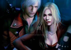 Dante and Pheobe