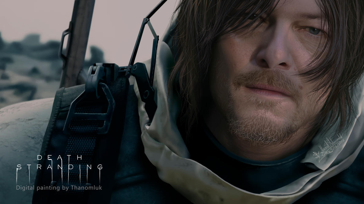 death stranding - photo #10