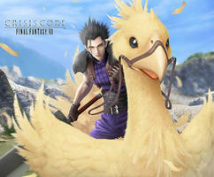 Zack and Chocobo
