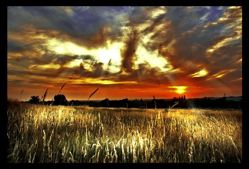 Sunset by kevjt3